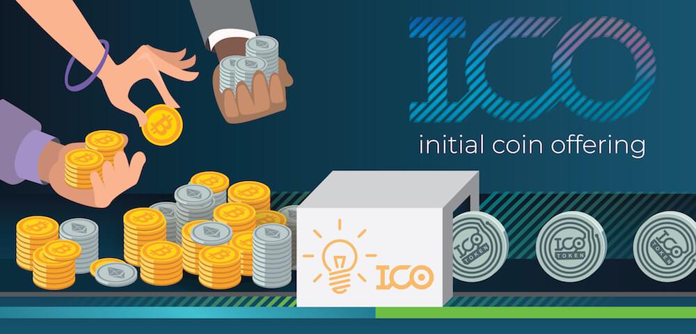 ICOer når du skal investere i kryptovaluta