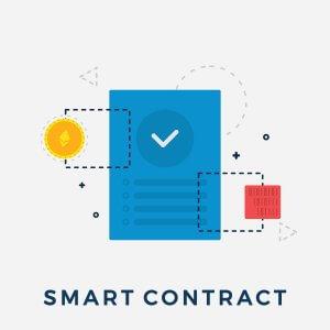 Smartkontrakter på blokkjeden