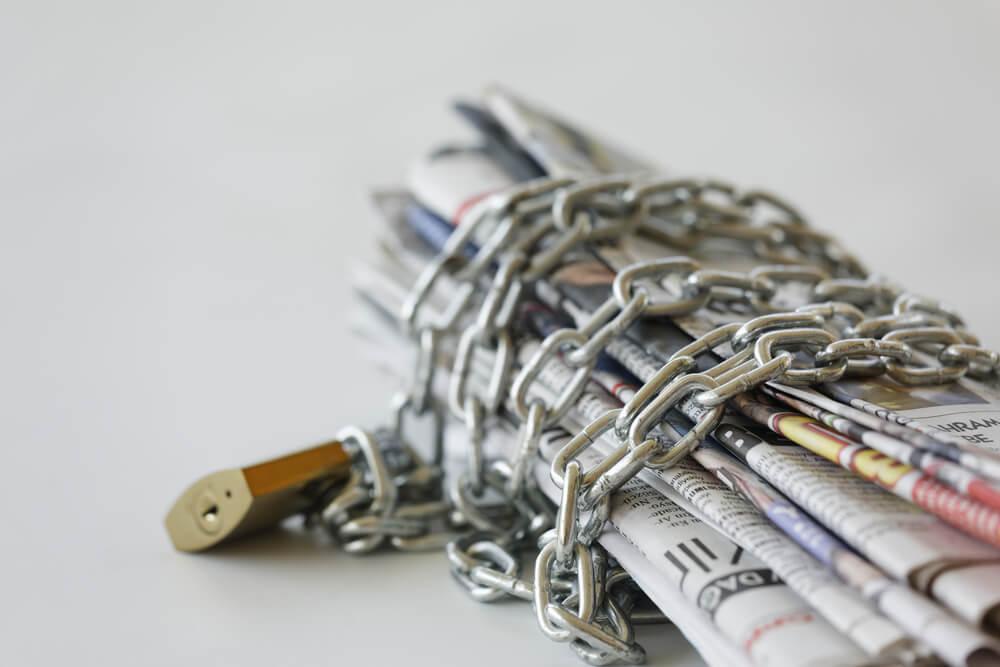 Sentralisert internett og Tron