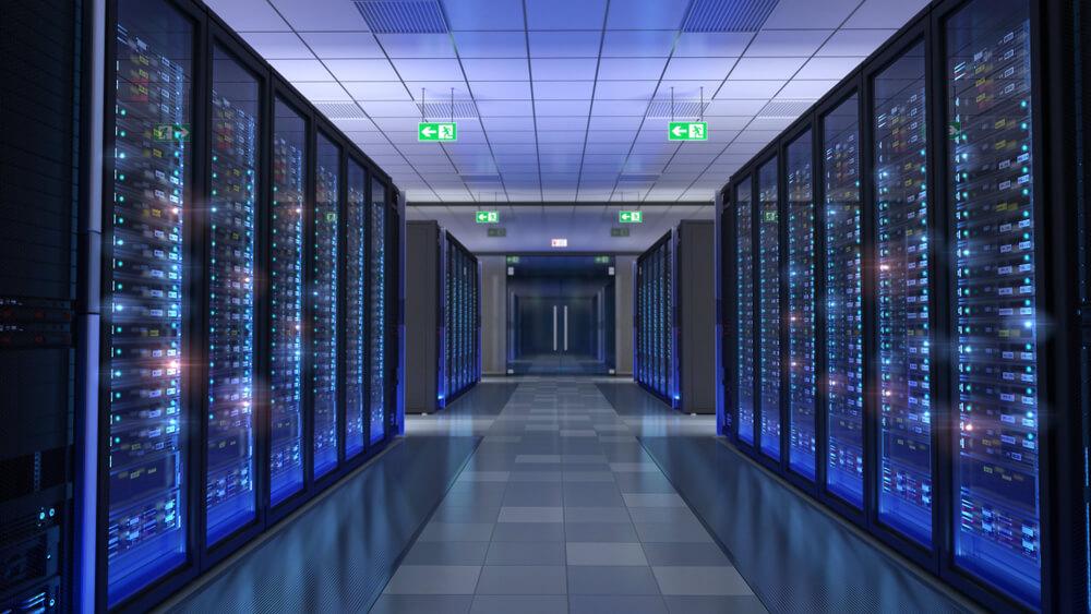 Skalerbarhet av EOS-nettverket
