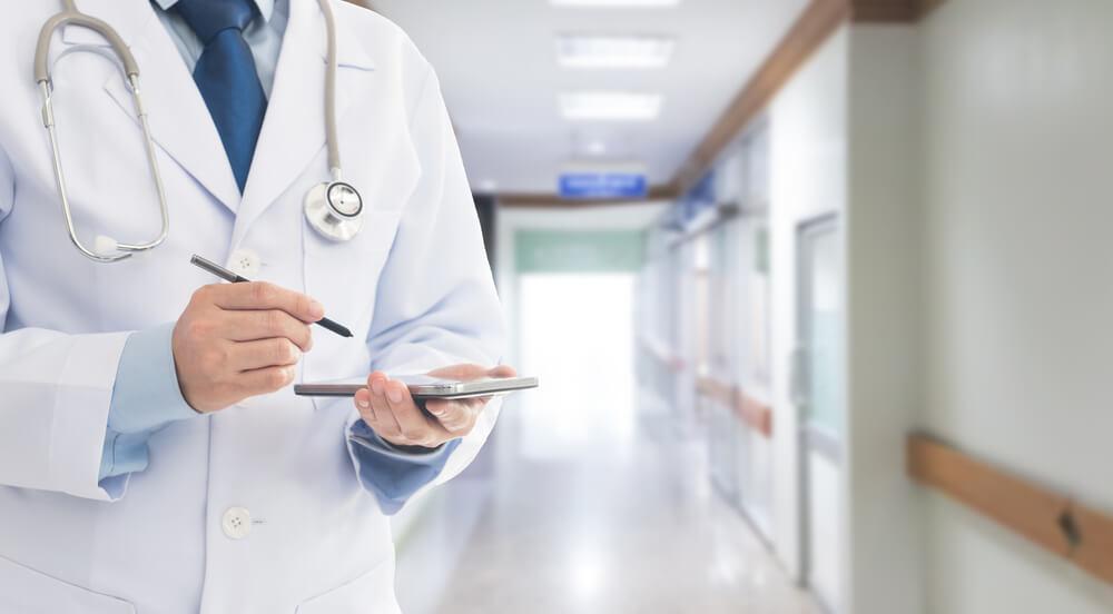 Smartkontrakter i helsevesenet