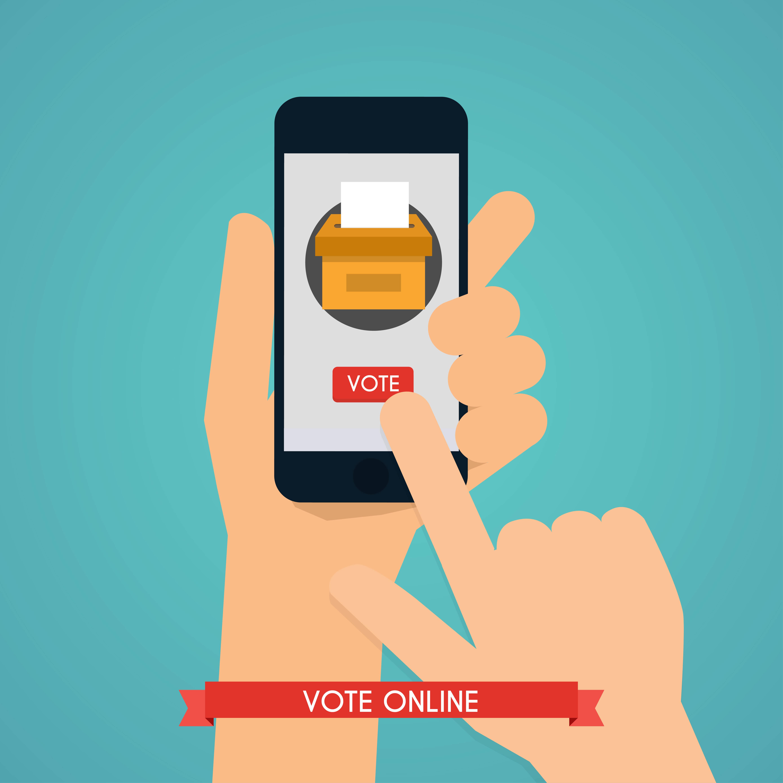 Smartkontrakter til stemmegivning
