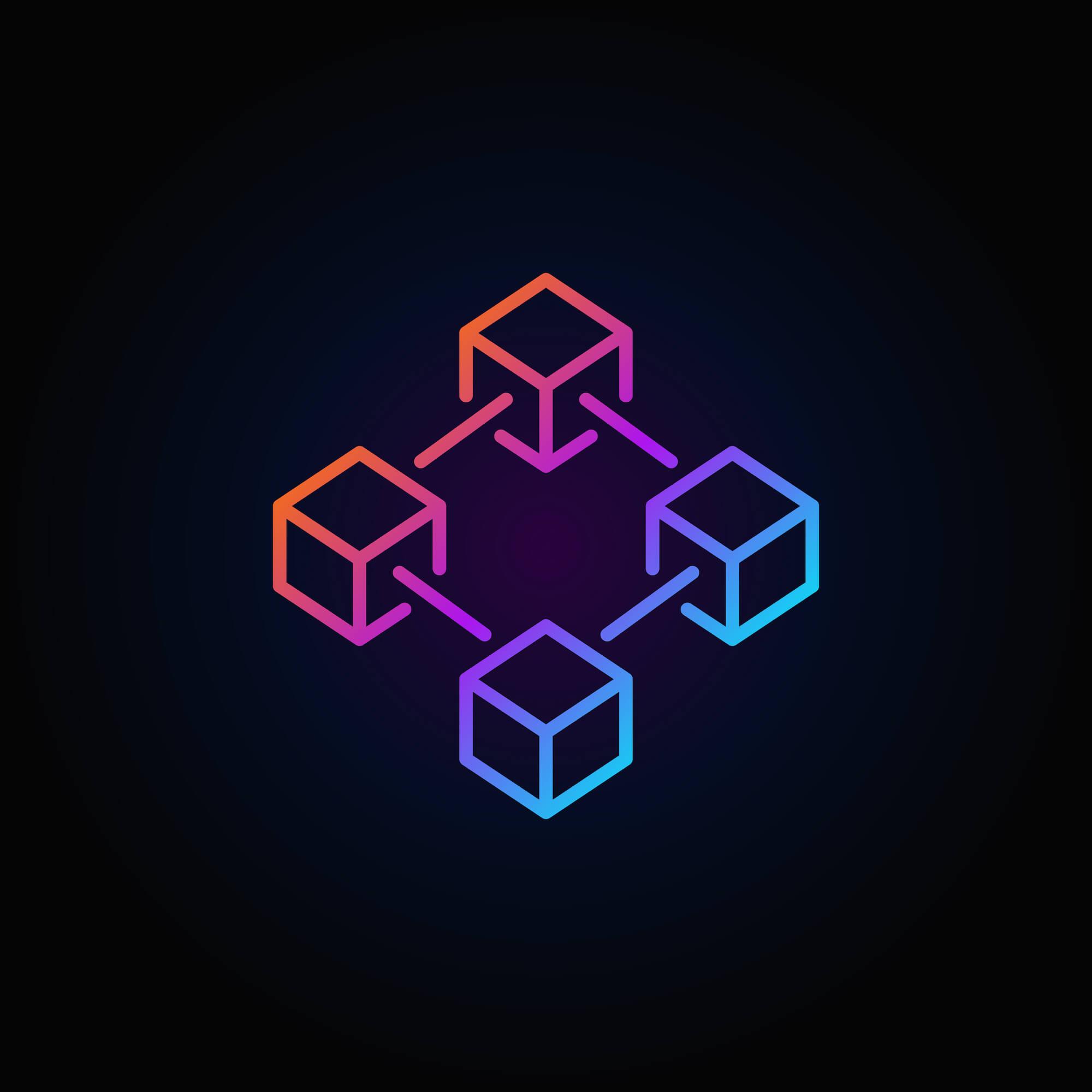 Hva er blokkjedens struktur?