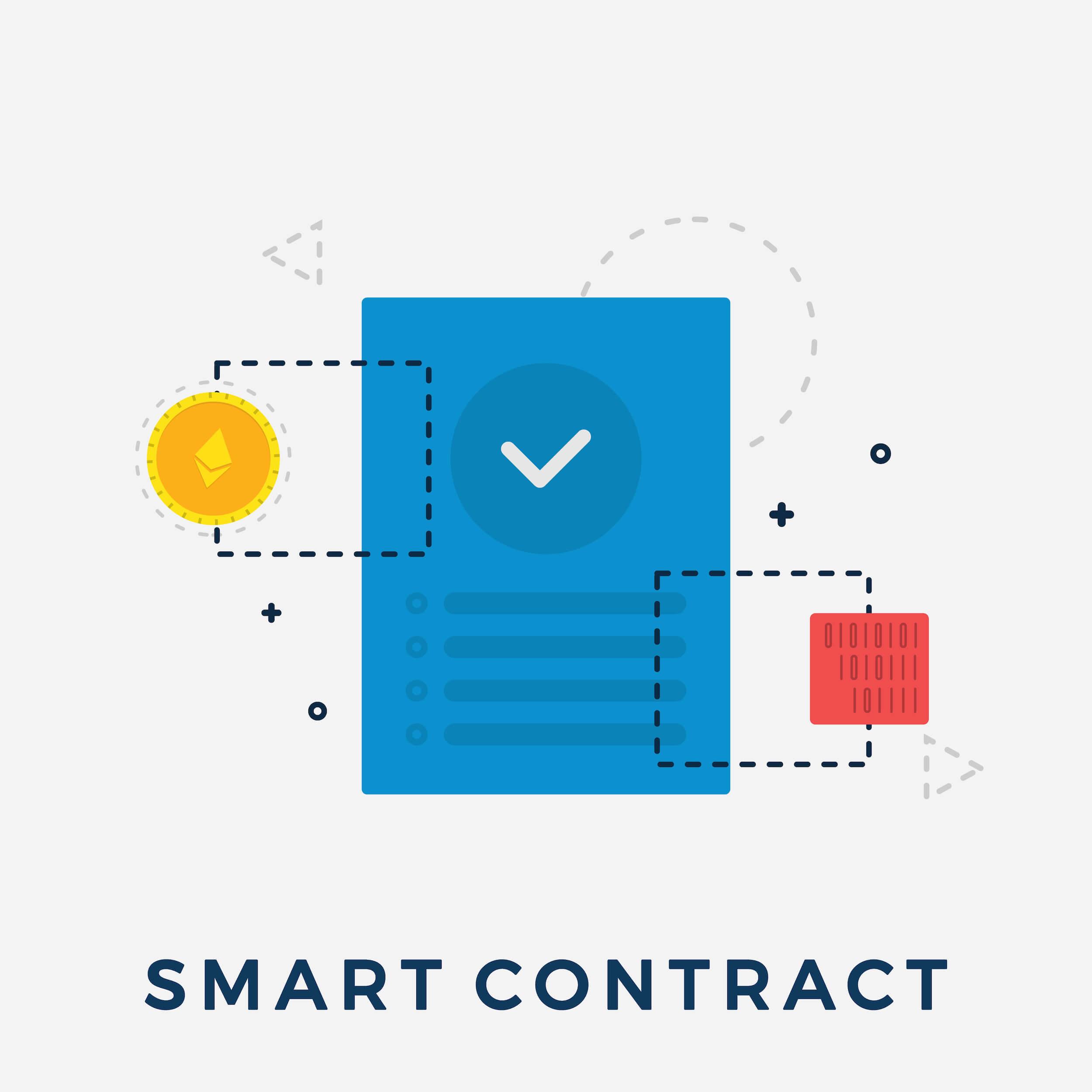 Smartkontrakter og ICO-dugnader