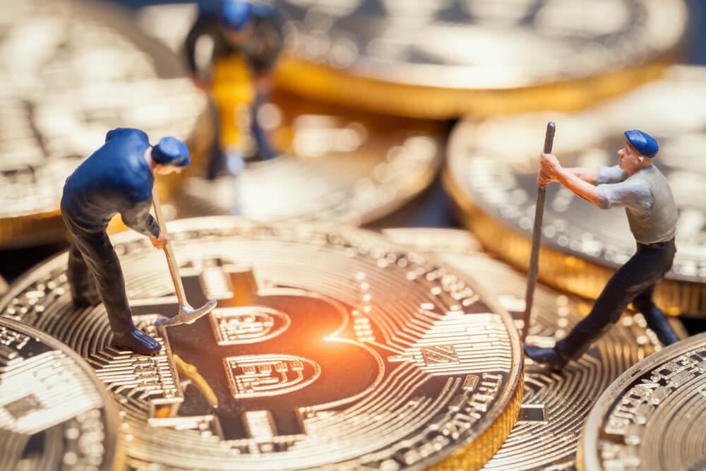 Utvinning av Bitcoin Gold